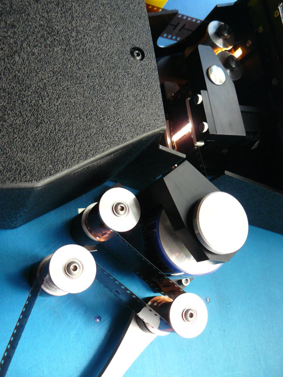 motion picture film scanner